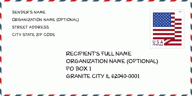 zip code 5 62040 granite city il illinois united states zip code 5 plus 4 zip code 5 62040 granite city il